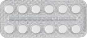 Amilia 50 mg coated tablets