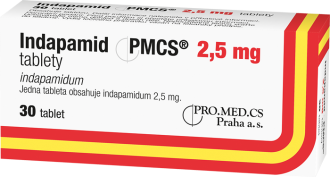 Indapamid PMCS 2,5 mg